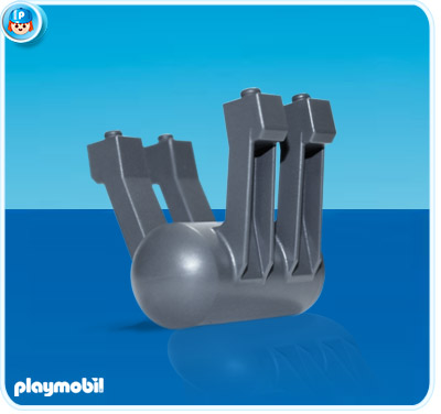 Playmobil 6241 - ballast weight for pirate ship - Box
