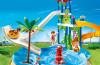 Playmobil - 6669 - Aquapark mit Rutschentower