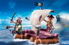 Playmobil - 6682 - pirates raft