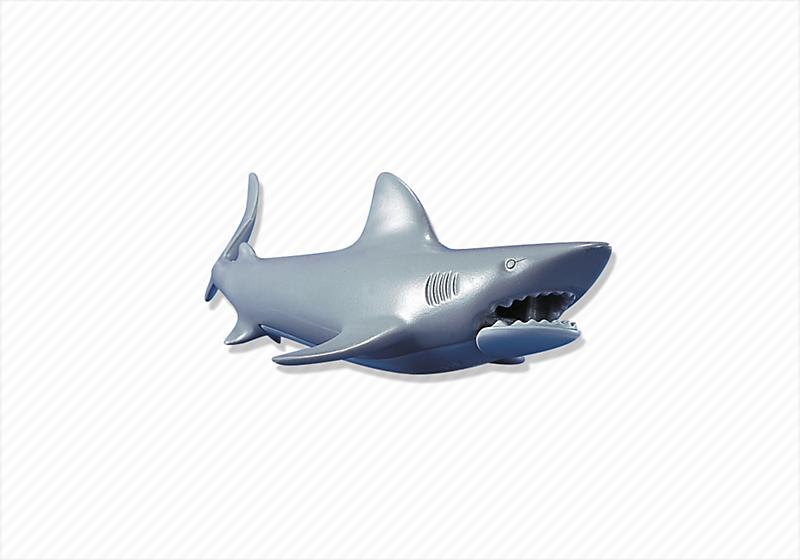 Playmobil 7006 - Shark - Box