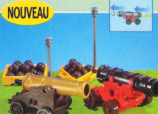 Playmobil - 7110 - 2 cannons