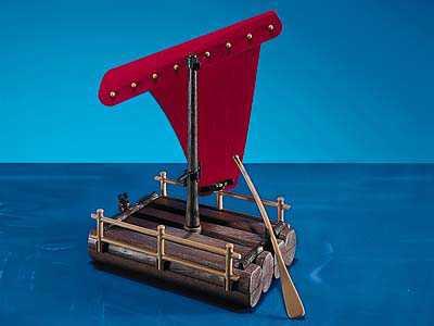 Playmobil 7198 - raft - Box