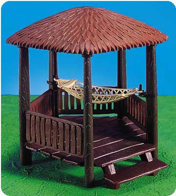 Playmobil 7298 - beach hut - Box