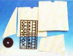 Playmobil - 7310v1 - satz segel für piratenschiff (3550)