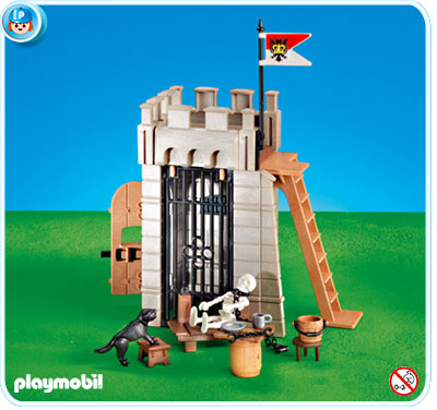 Playmobil 7377 - dungeon tower - Box