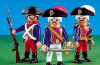 Playmobil - 7587 - bluecoat guards