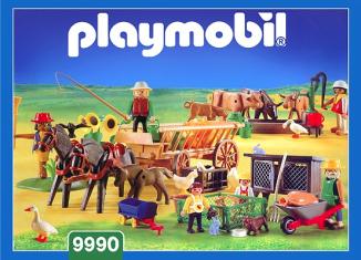 Playmobil - 9990v1-esp - Farmers Land