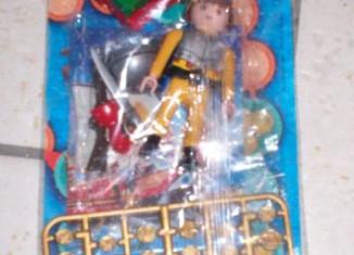 Playmobil - 0000v3-ger -  Spanish soldier - Nordsee