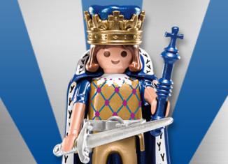 Playmobil - 5537v1 - Gold king