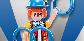 Playmobil - 5537v7 - Clown
