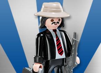 Playmobil - 5537v9 - Gangster