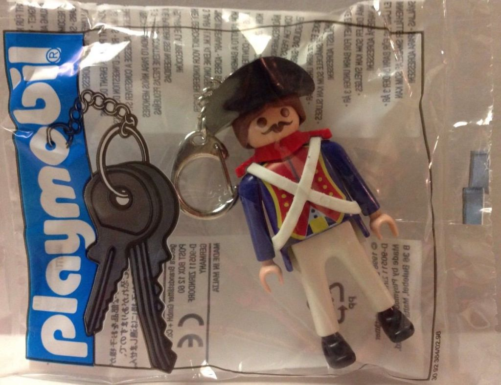 Playmobil 30790210 - Colonial soldier - Box