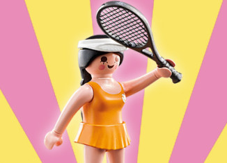 Playmobil - 5461v5 - Yellow tennis player