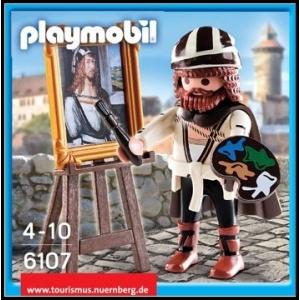 Playmobil 6107v1 - Albrecht Dürer - Box
