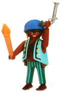 Playmobil 0000v2 - Quick Magic Box Give-away Pirate 02 - Back