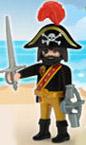 Playmobil - 0000v5 - Quick Magic Box Give-away Pirate 05