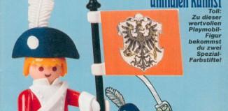 Playmobil - 0000v1-ger - soldado de regalo de la revista yps nr. 284 / figura pirata