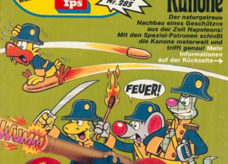 Playmobil - 0000v2-ger - yps magazine nr. 285 give-away cannon