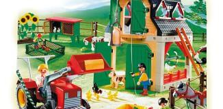Playmobil - 4066-ger - Farm