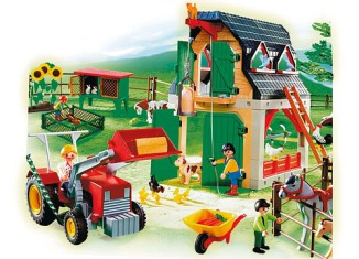 Playmobil - 4066-ger - Farm