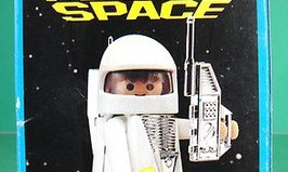 Playmobil - 3320-lyr - Space Man