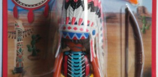 Playmobil - R006-30793883-esp - Indian Chief