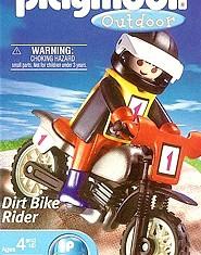 Playmobil - 3331-usa - Dirt Bike Rider