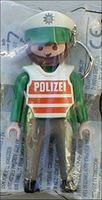 Playmobil - 87902 - Green policeman