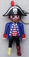 Playmobil - 87903 - Pirate with wooden leg
