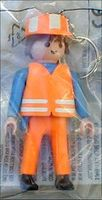 Playmobil - 87855 - Orange worker