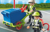 Playmobil - 6113 - City cleaning equipment