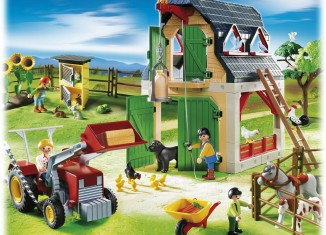 Playmobil - 5961-ger - Farm Value Pack