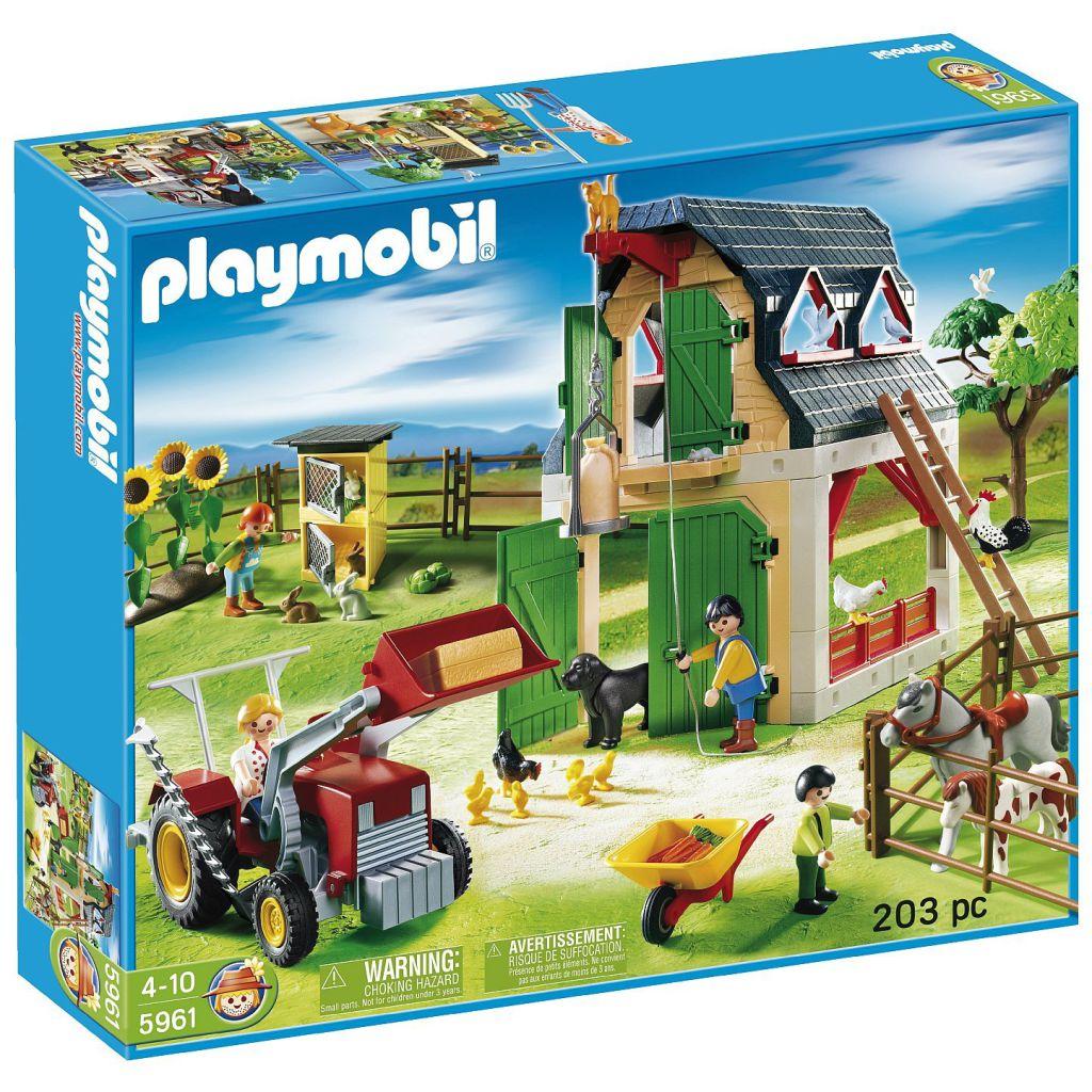 Playmobil 5961-ger - Farm Value Pack - Box
