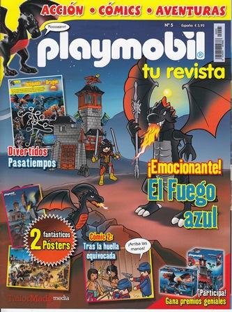 Playmobil R005-30793873-esp - Baby Dragon - Box