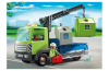 Playmobil - 6109 - Truck with glass waste containers