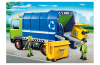 Playmobil - 6110 - Recycling Truck