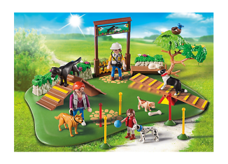 Playmobil - 6145 - Superset Dog Training