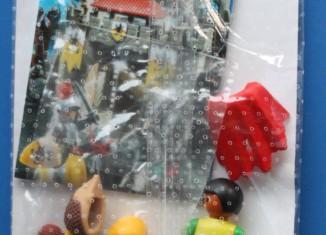 Playmobil - 0000 - Zwerg mit Igeln - Promo