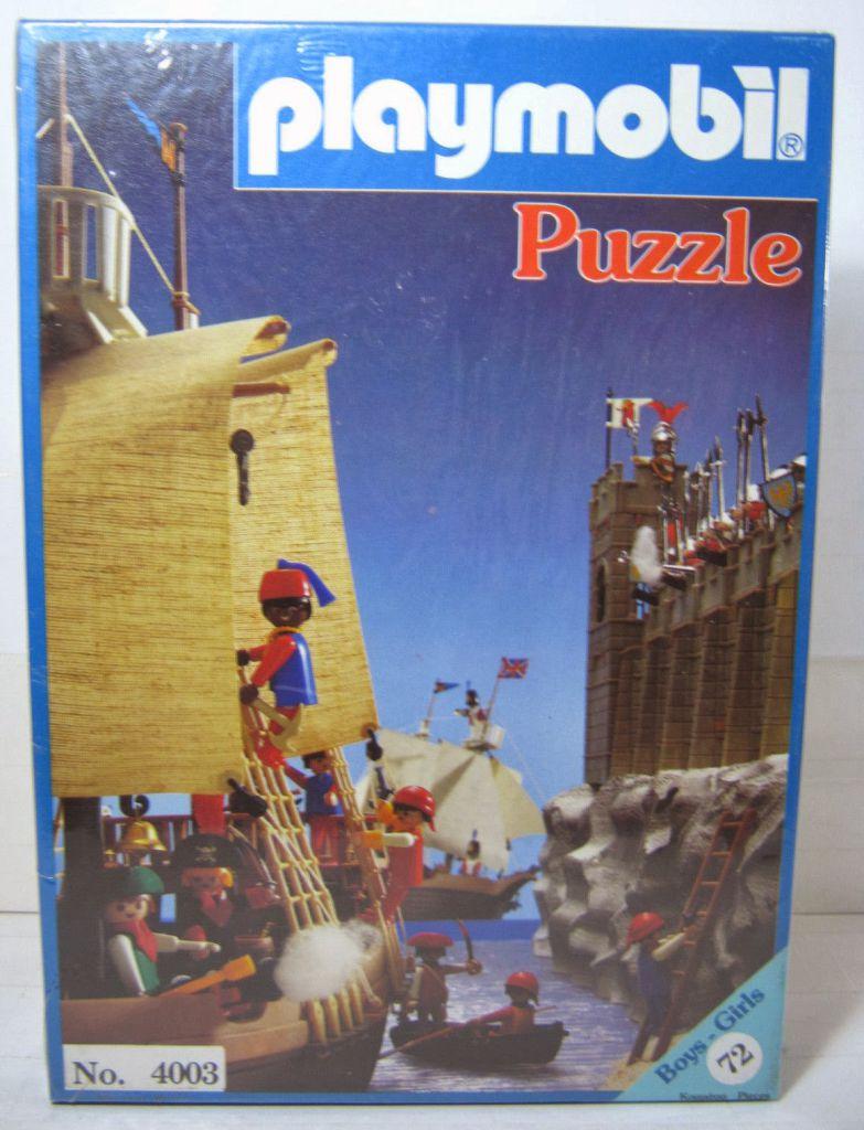 Playmobil 4003-lyr - Pirates - Box