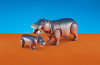 Playmobil - 6421 - Hippo with Baby