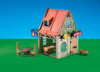 Playmobil - 6463 - Medieval Tailor Shop