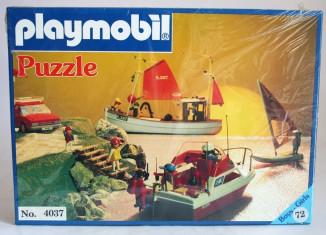 Playmobil - 4037-lyr - sea theme