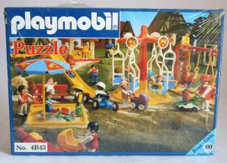 Playmobil - 4B43-lyr - Playground