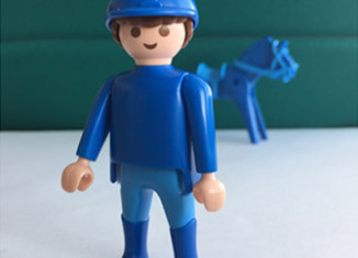 Playmobil - 0000-ger - Blue Rider