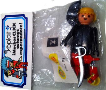 Playmobil 0000v1-esp - Pirate - Yoplait - Box
