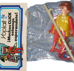 Playmobil 0000v2-esp - Pirate - Yoplait - Box