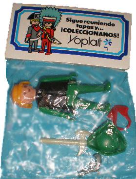 Playmobil 0000v6-esp - yoplait give-away pirate 06 - Box