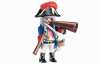 Playmobil - 6435 - Captain der Soldaten