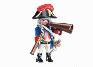 Playmobil - 6435 - Soldiers Captain