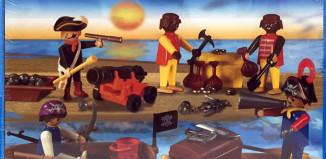 Playmobil - 1-3480-ant - Pirate Set